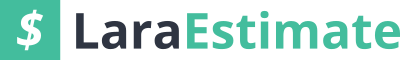 LaraEstimate Logo Image